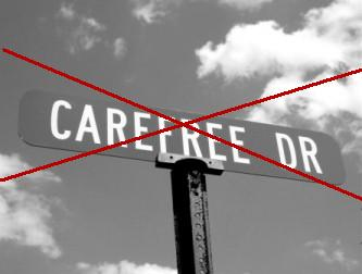 Why Bringing Your Idea To Start A Small Business Won't Start On Carefree Drive.