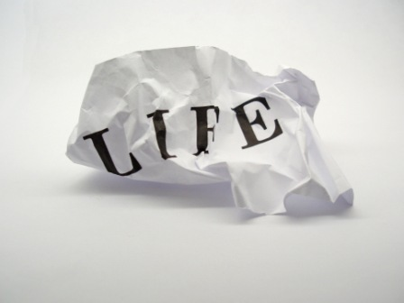Live Life UnCrumpled.  Revise Your Design For Life.